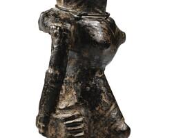 10. luluwa figure,democratic republic of the congo  