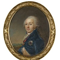 305. vladmir lukich borovikovsky | portrait of count alexei ivanovich vasiliev (1742-1807)