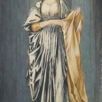 5. Sir Edward Coley Burne-Jones, Bt., A.R.A., R.W.S.
