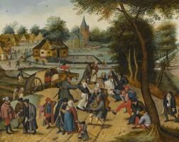 34. Pieter Brueghel the Younger