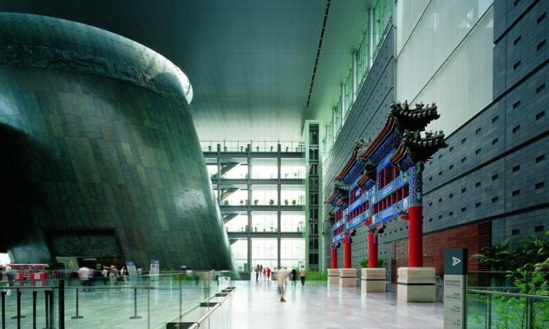 Capital Museum_Interior_Beijing