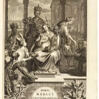 10. commelin.horti medici amstelodamensis. 1697