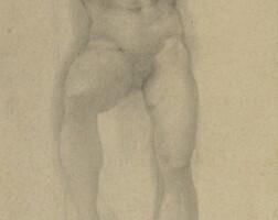 1. Sir Edward Burne-Jones A.R.A., and assistants