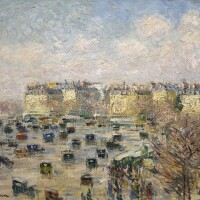 105. Gustave Loiseau