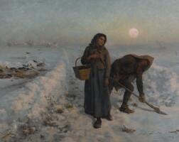 444. Jules Breton