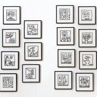 610. Keith Haring