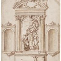 12. Antonio Vassilacchi, called L'Aliense