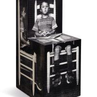 342. richard artschwager   chair (miles)