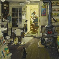18. Norman Rockwell