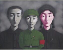 145. Zhang Xiaogang