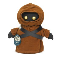 172. canadian jawa plush toy with tag, 1978