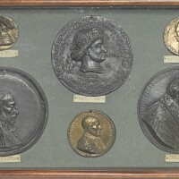 1. an interesting collection of renaissance and later medals circa 1500 and later