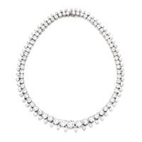 1786. 鑽石項鏈, 海瑞溫斯頓(harry winston)