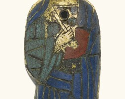 6. french, limoges, 13th century