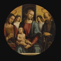 9. 蓬泰羅索聖母像之畫師,或識為喬瓦尼·迪·帕皮諾·卡爾代里尼