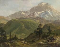 64. Albert Bierstadt