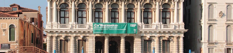 Exterior View, Ca' Rezzonico