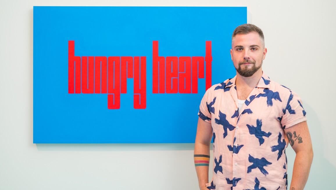 Celebrating nine new works by Brooklyn-based artist Andrew Brischler
