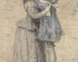9. Sir John Everett Millais, P.R.A.