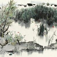 1234. Wu Guanzhong