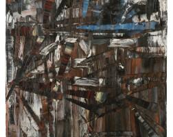 143. jean-paul riopelle   composition