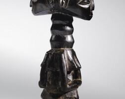 21. statue kabeja luba / hemba, république démocratique du congo