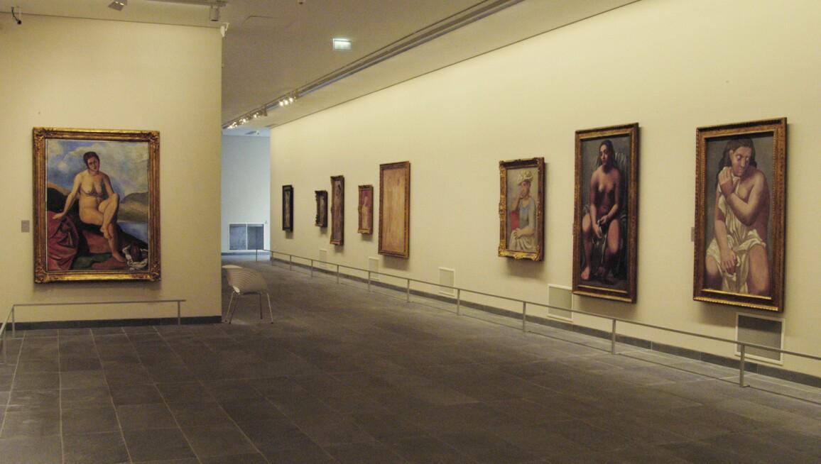 Interior View, Musée de l'Orangerie