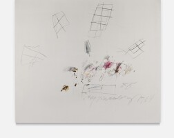 31. Cy Twombly
