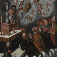 104. The Master of the Mass of Saint Gregory