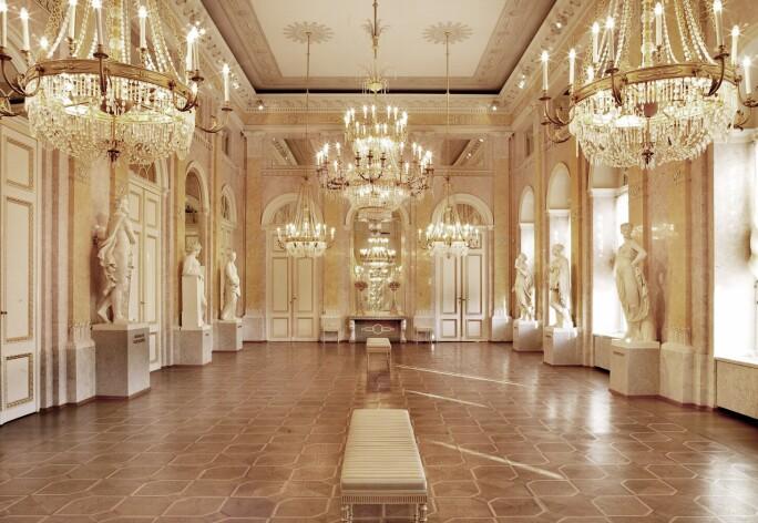 Interior View, Albertina