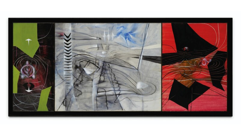 Painting the Unpaintable | Roberto Matta's Visualization of Space-time