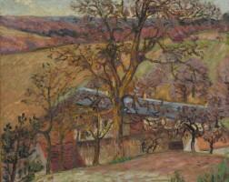 108. jean-baptiste-armand guillaumin   fermeet arbres à saint-chéron