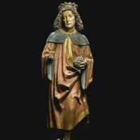 348. german, upper rhine, circa 1480-1490