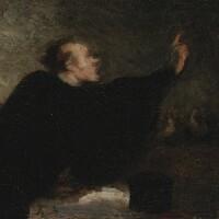 571. Honoré Daumier