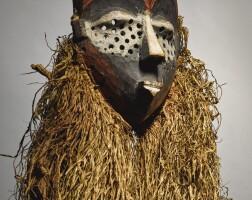 117. eastern pende mask, democratic republic of the congo