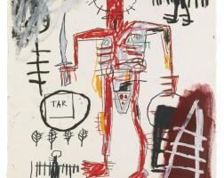 45. Jean-Michel Basquiat