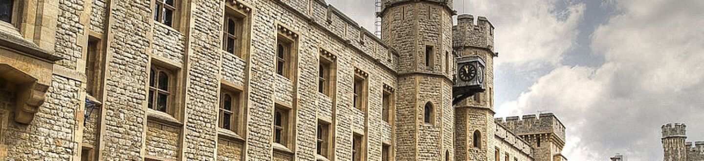 The Jewel House at the Tower of London