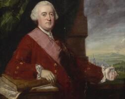502. Sir Joshua Reynolds, P.R.A.
