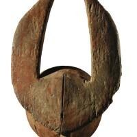 31. mama mask, nigeria  