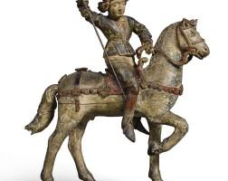 133. probably austrian, tyrol second half15th century