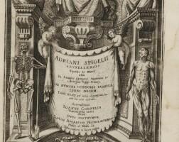 11. Casserio, Giulio et Spigelius