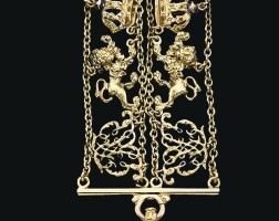 7. miniature: great britain or hanover, royal guelphic order |