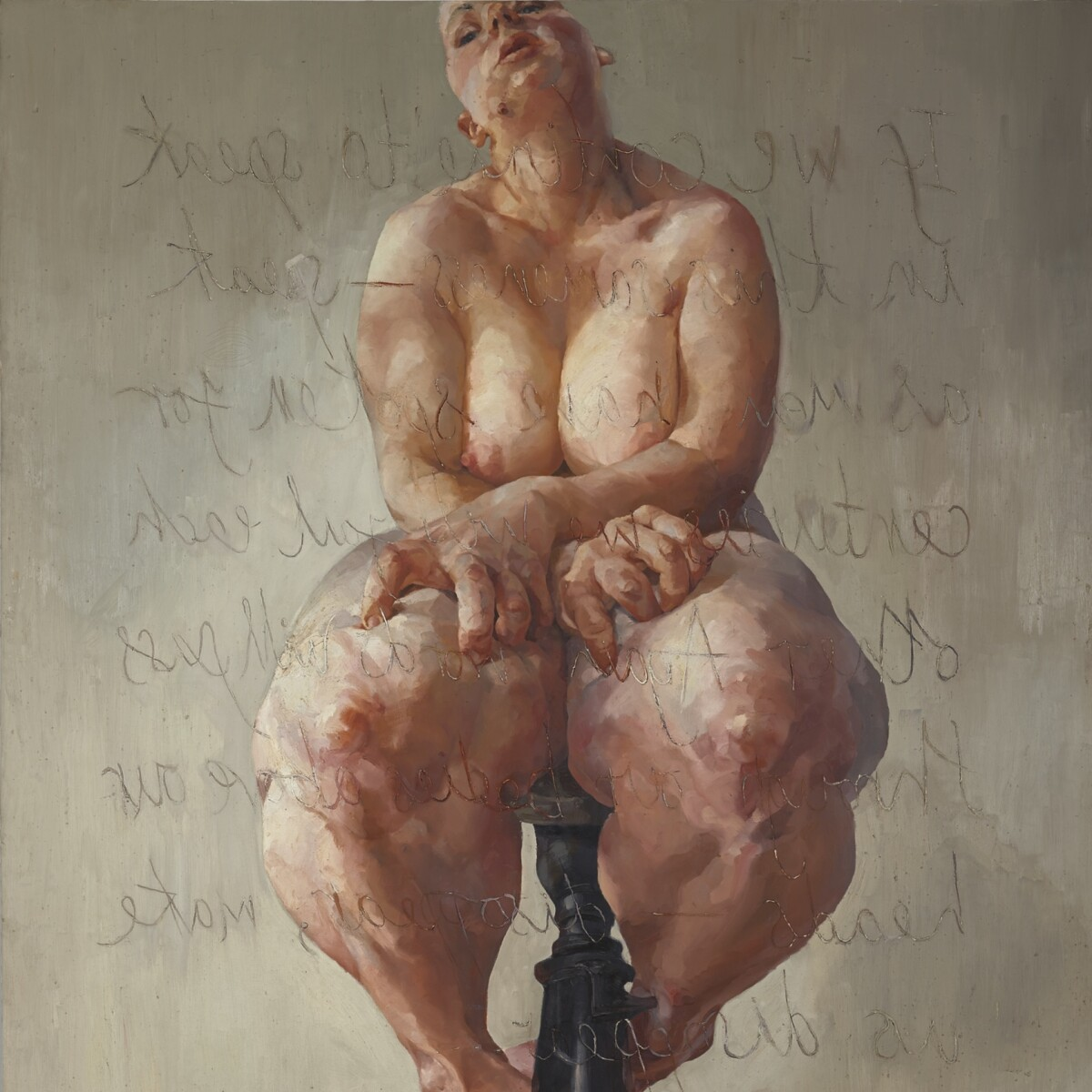 The Groundbreaking Self-Portrait That Launched Jenny Saville's Career |  London Frieze Week Auctions | Sotheby's