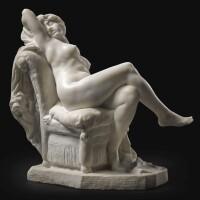 23. félix-maurice charpentier   reclining nude
