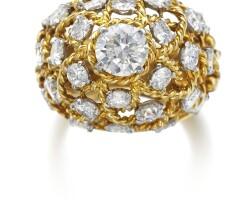 10. diamond ring