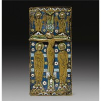 8. french, limoges, circa 1200-1220