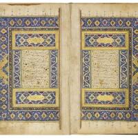 31. nur al-din 'abd al-rahman jami (d.1492), yusuf wa zulaykha, signed by mir 'ali, bukhara, shaybanid, dated 938 ah/1531-32 ad  