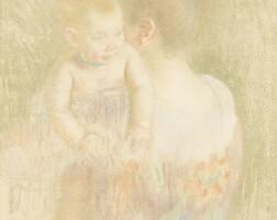 22. Mary Cassatt