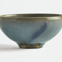 12. a purple-splashed 'jun' bubble bowl northern song dynasty |