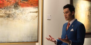 Hong Kong Spring Fine Art Sales | A Virtual Exhibition Tour [Chinese]
